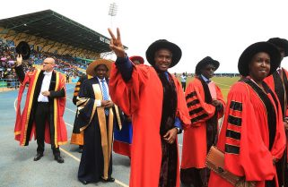 From UR To Retirement: DVC Amb. Dr. Murigande Moves On, With Love