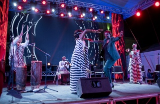 When Echoes of Rwandan Culture Filled Yerevan
