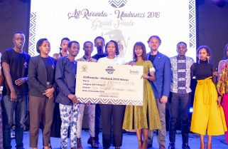 Rwf300m Recovery Fund for Creatives to be Launched
