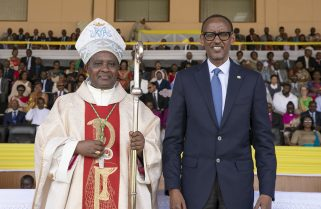 Kagame Congratulates Archbishop Kambanda over His Nomination as Cardinal