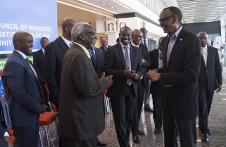 We Urgently Need to Get Our House in Order – Kagame to EAC Officials