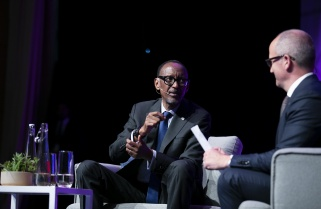 How Kagame's First Born Taught Him How to Balance Work and Fatherhood