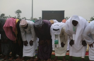 The Best of Eid Prayers from The Lens of Roger Ruti