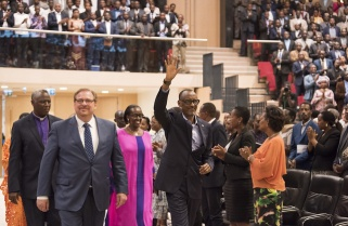 Don't Wait for Someone Else to Criticize You to Do Better – Kagame