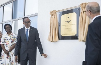 President Kagame Inaugurates the Multi Million Adventist Medical School