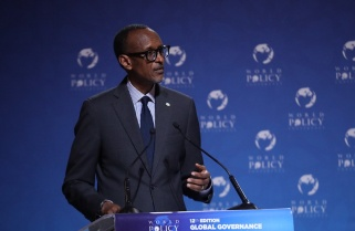 Young Rwandans Will Decide Who to Carry the Batton When I Leave – Kagame