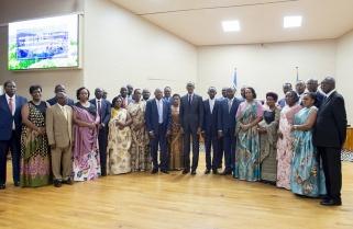 Go Serve the People – Kagame to New Senators