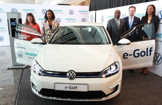 Rwanda: Volkswagen Launches Its First Electric Car in Africa