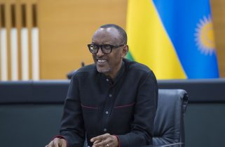 Kagame Calls for Unity As Continent Celebrates Africa Day