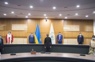 We Will Continue Holding You Accountable – Kagame to Sworn In Leaders
