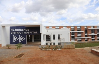 The New Three Hundred-Bed Nyarugenge Hospital and How It will Save Lives