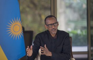 Rusesabagina Was Not Kidnapped -President Kagame