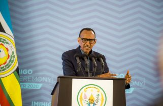 Avoid Mediocrity in Whatever You Do – Kagame to Leaders