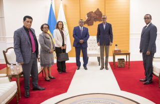 Kagame Wishes Restoration of Peace and Stability in Ethiopia's Tigray Region