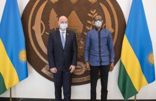 Kwibuka 27: FIFA President Infantino Joins Rwandans In Commemoration