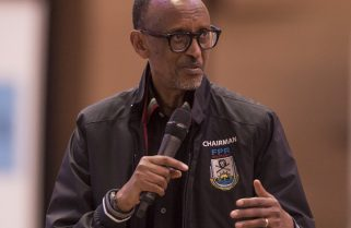 We Want Peaceful Co-Existence With our Neighbours- President Kagame