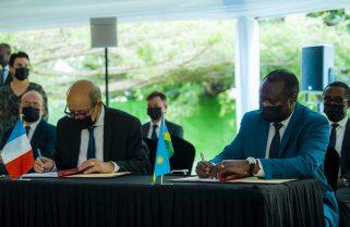 France Offers Rwanda COVID-19 Vaccine Doses, Funding