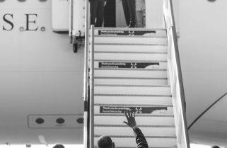 Au Revoir: Kagame Sees off Macron