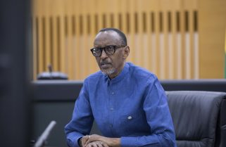 Like HIV/AIDS, President Kagame Says COVID-19 Should Offer Lessons for Africa