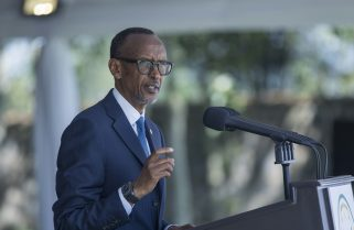 """""""We Must Be Diligent in Securing Better Lives for Our People""""- Kagame to RDF"""