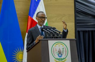 President Kagame Explains Rationale Behind Deploying Additional Troops in CAR