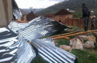 'Rain Damages' to Cost Rwanda Rwf 5billion