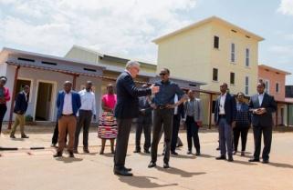 First Satisfy Local Market, Kagame Tells Investors