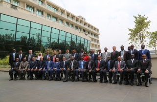 EASF Defence Ministers Raise Concerns over Proliferation of Small Arms