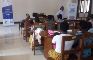 Sponsored: 'RICH' Training GBV Victims to Be Rich
