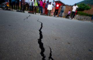 Rubavu Rattled by Multiple Earthquakes Following Nyiragongo Eruptions