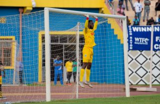Rayon Sports Goalkeeper Yves Kimenyi Joins Kiyovu