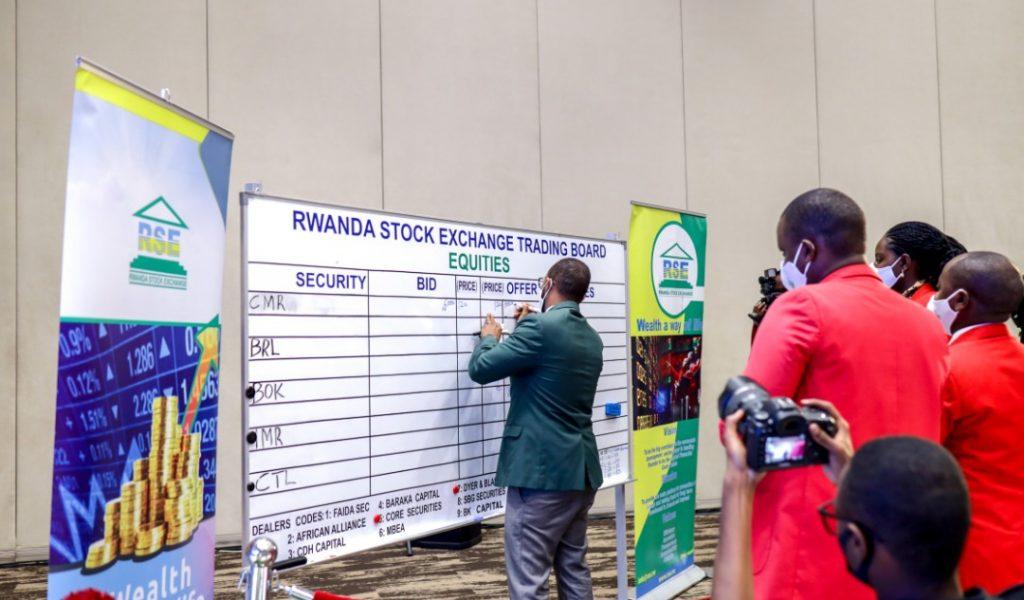CMA Rwanda Participates in the 5th edition of the IOSCO's World Investor Week Campaign