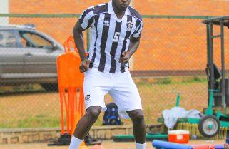 Mutsinzi Handed Trials with Belgian Side OH Leuven