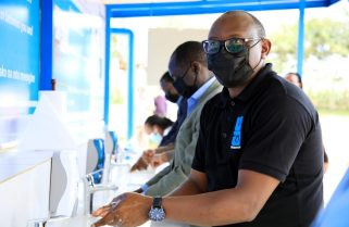 Water Aid Launches Hand Washing Campaign from Eastern Province