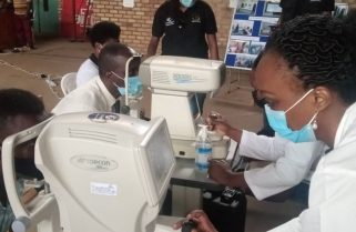 Huye Campus: Half of UR Students Affected by Vision Empairement