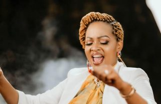 Aline Gahongayire's Upcoming Album for Late This Year