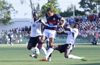 Rwandan Clubs, APR Fc & Mukura VS Manage Goalless Draws in Opening First leg encounters