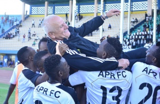 APR FC wins 17thRwanda Football League Title
