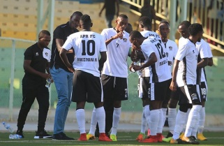 APR Fc Knocked Out of Total CAF Champions League