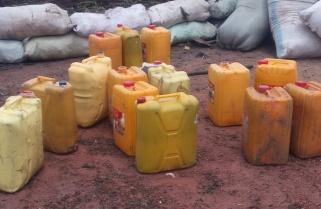 Urine Selling Like Hot Cake in Huye District