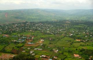 Kigali Satellite Towns Put Wall on Land Scramble