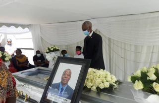 Former Governor Aimé Bosenibamwe Laid to Rest