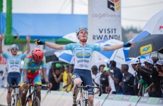 Tour du Rwanda: Italian Alessandro Wins Opener and Takes Yellow Jersey