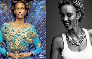 Celebrities Pay Tribute to Top Rwandan Model Alexia Mupende
