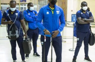 World Cup Qualifiers: Amavubi Arrive In Morocco to Face Mali