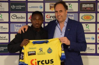 Bizimana Joins Belgian Club Beveren On 3-Year Deal