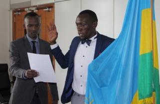 Kagere Swears In To Acquire Rwandan Citizenship