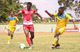 Rwanda off to a Losing start in Cecafa Challenge Cup