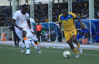 2019 AFCON Qualifiers: Kagere strikes as Amavubi succumb to Elephants' defeat