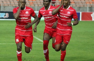 Kagere strikes as Simba downs Algerian side JS Saoura